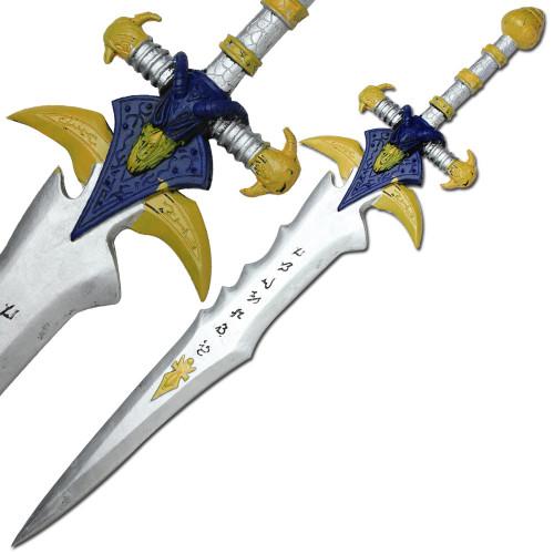Monstrous Horned Demon Foam Sword of Death