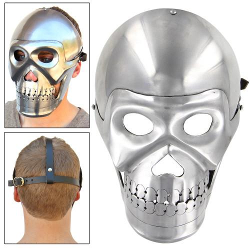 Polished Street King Underground Jungle Face Mask Armor