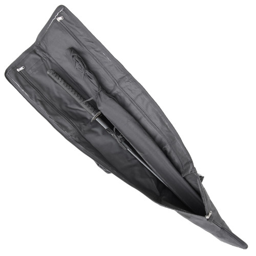 Black Nylon Challenger Portable Sword Bag