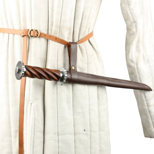 Armor Piercing Rondel Stiletto Medieval Dagger