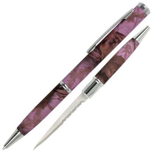 Elegant Executive Letter Opener Pen Knife Pink