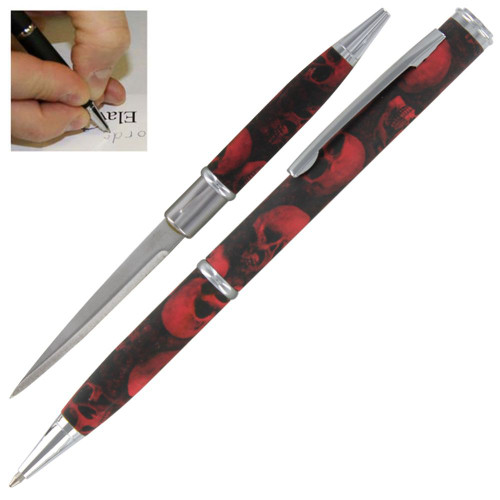 Deadley Bloodshed Executive Pen Knife