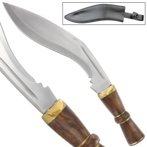 Traditional Guerilla Warfare Kukri Hand Forged Machete
