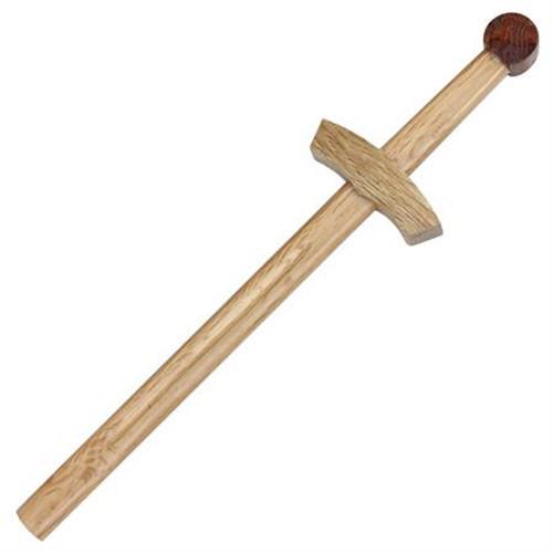 Medieval Knights Wooden Short Sword Dagger