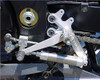 Suzuki 2000-2001 GSXR1000 (00-02) 600 750 Air Shifter Bracket Kit