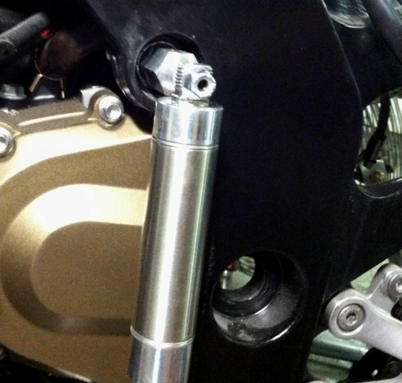 Kawasaki 2000-2006 ZX12R Air Shifter Cylinder Top Mount