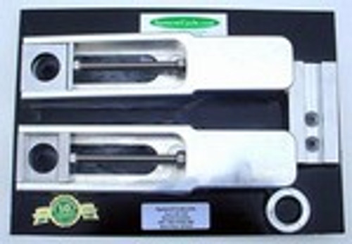 "Suzuki 2003-2004 GSXR 1000 2003-2005 GSXR 600-750 Bolt On Swingarm Extensions 2""- 7"""
