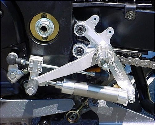 Suzuki 2007-2008 GSXR1000 Air Shifter Bracket Kit