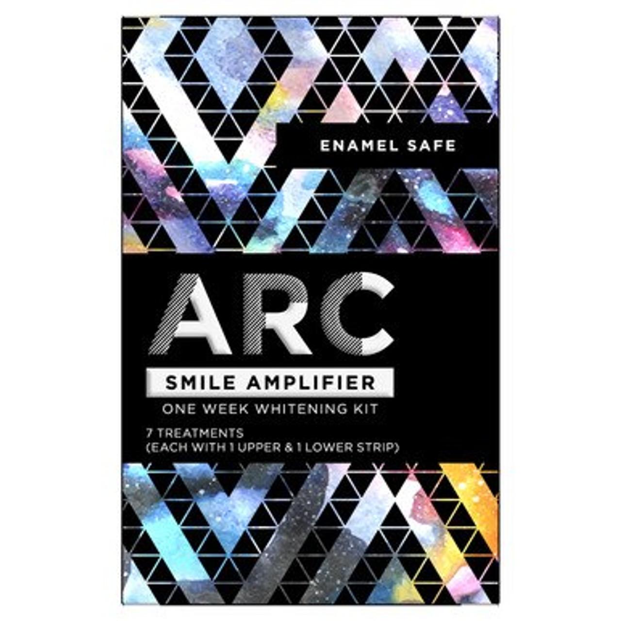 Arc 1 Week Teeth Whitening Kit Whiter Teeth In 7 Days Arcsmile Com