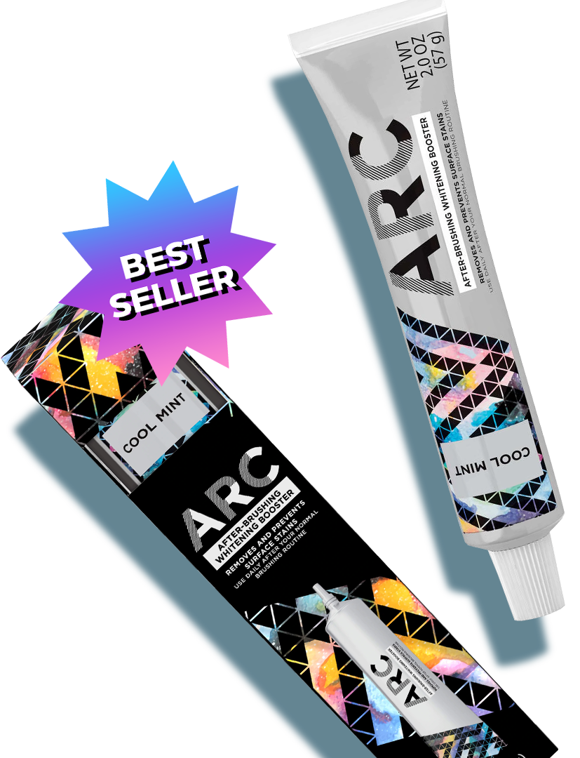 Free ARC Mini Whitening Booster with any Purchase