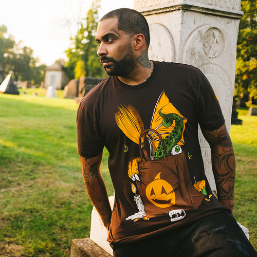 Trick or Treat shirt by Seventh.Ink