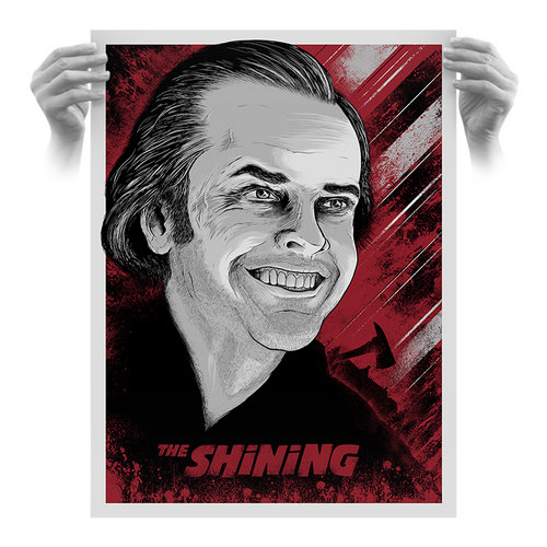 The Shining Variant 18x24 AP Variant