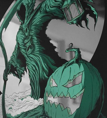 The Reaper 18x24 FOIL Variant