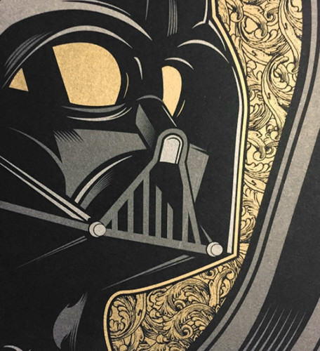 Imperial Stout 18x24 Screen Print AP - Only 1 Available!