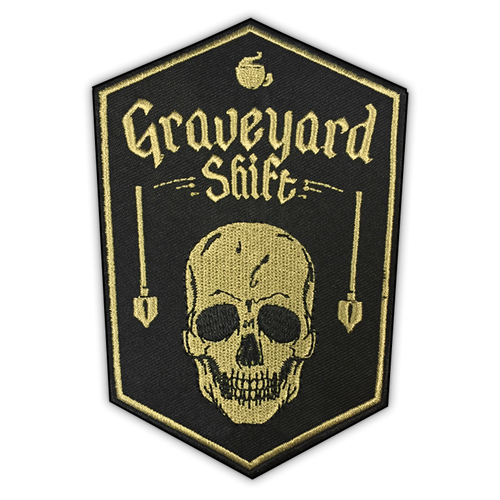 Large Graveyard Shift Patch