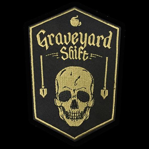 Large Graveyard Shift Patch