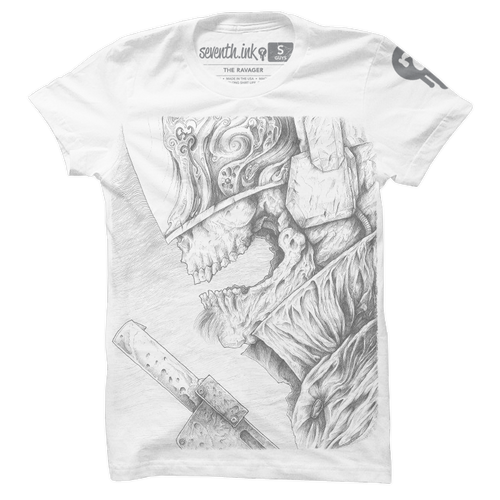 The Ravager shirt by Seventh.Ink