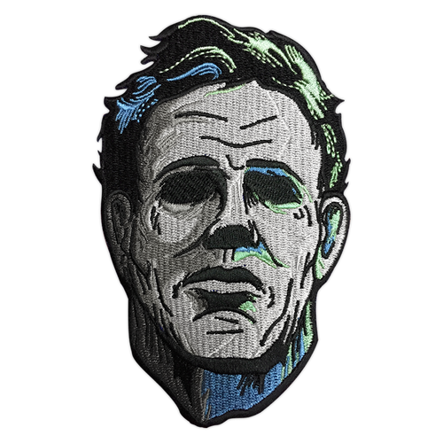 Michael Myers Mask Patch