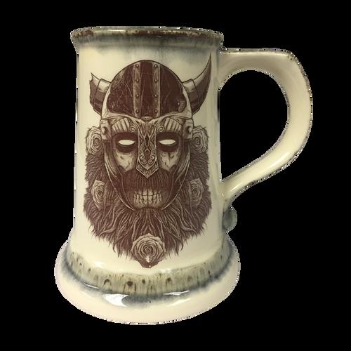 Norseman Ceramic Stein - Very Limited!