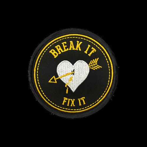 Break It Fix It Patch by Seventh.Ink