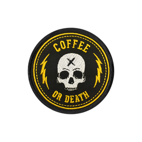 Coffee or Death Patch