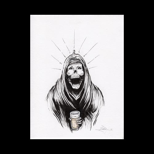 6X8 Original - Divine Pint