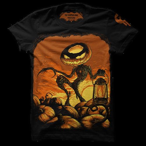 Pumpkin King shirt by Seventh.Ink