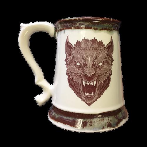 Tenth Anniversary Alpha Ceramic Stein - Very Limited!