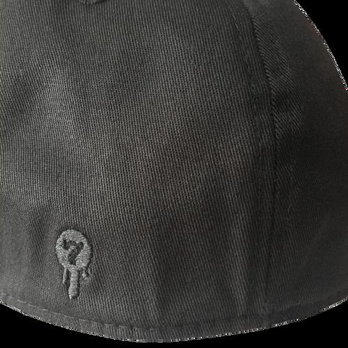 Seventh.Ink Murder Black Flex Fit Hat