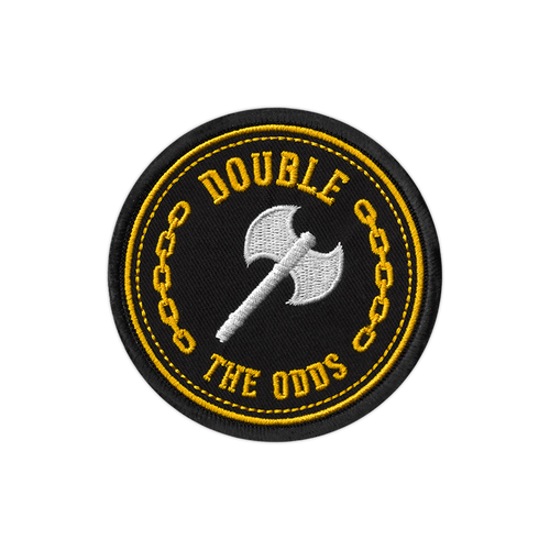 Double the Odds Patch by Seventh.Ink