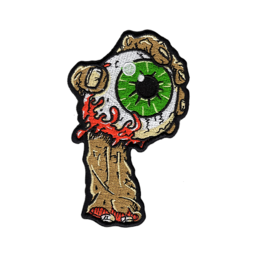 Zombie Eye Patch V2