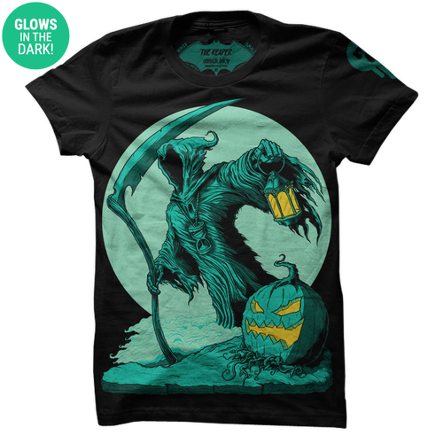 The Reaper shirt by Seventh.Ink