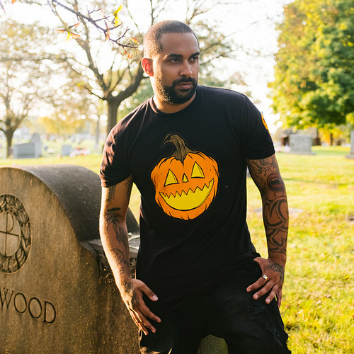 Jack O Lantern shirt by Seventh.Ink