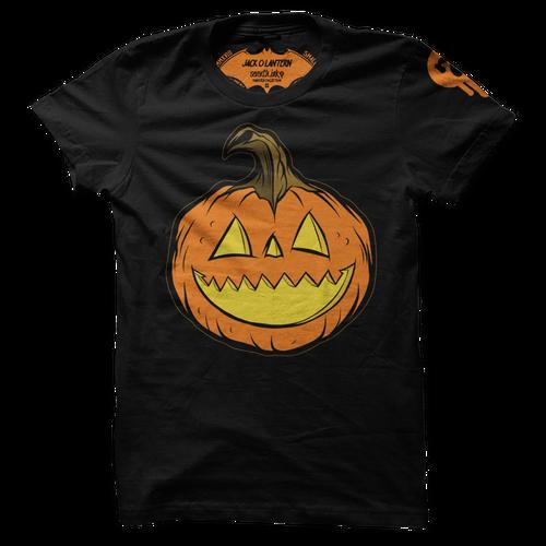 Jack O Lantern shirt by Seventh.Ink