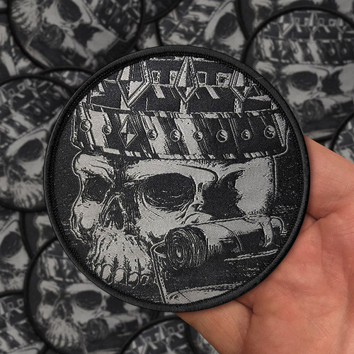 Vicious Vices Woven Patch
