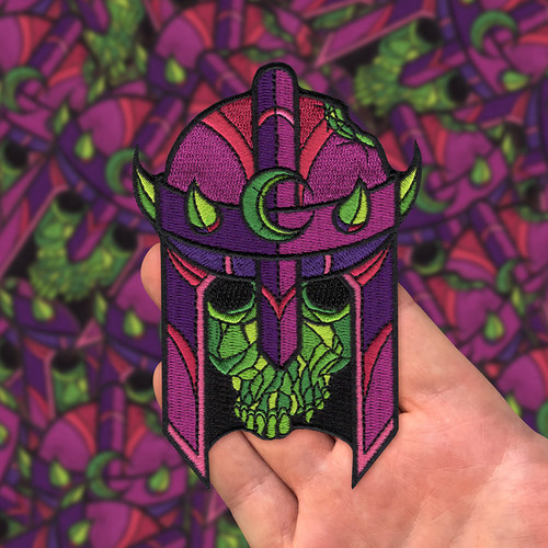 Phyrexius (Warrior) Patch by Seventh.Ink