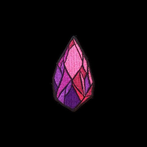 Xanion (Sorcerer) Crystal Patch