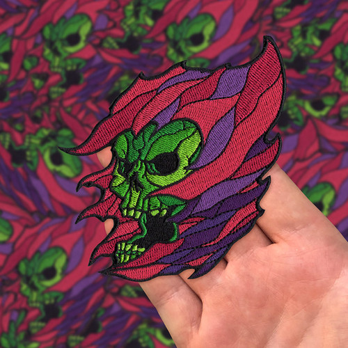 Xanion (Sorcerer) Patch by Seventh.Ink
