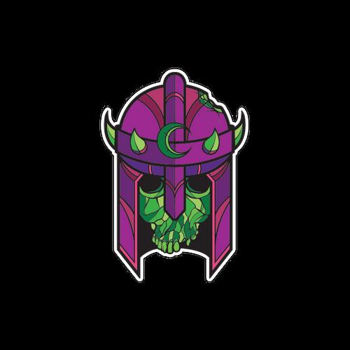 Phyrexius (Warrior) Sticker