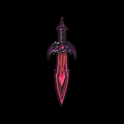 Xanion (Sorcerer) Dagger Pin