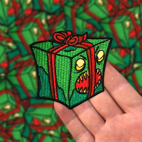 Evil Present Patch by Seventh.Ink