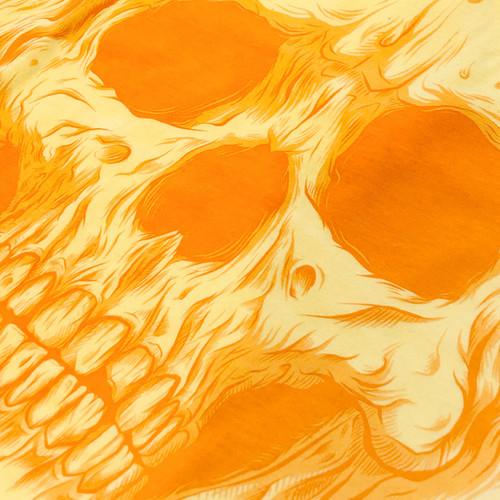 Sun Skull T-Shirt by Seventh.Ink