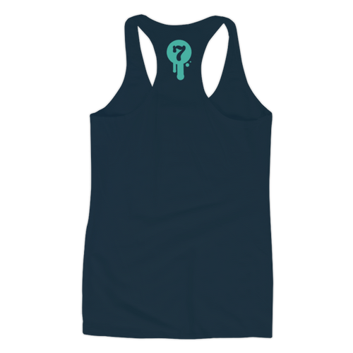 Aquatic Aid Racerback tank by Seventh.Ink