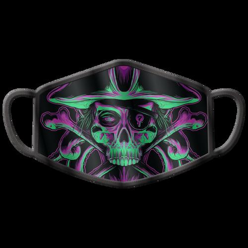 Skullduggery Washable Face Mask