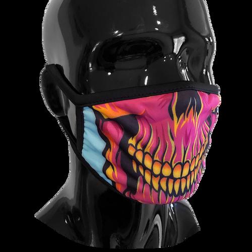 Sunshine Greaser Washable Face Mask