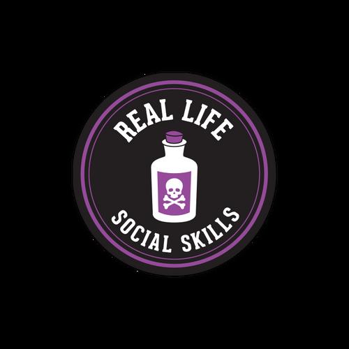 Real Life Social Skills Sticker
