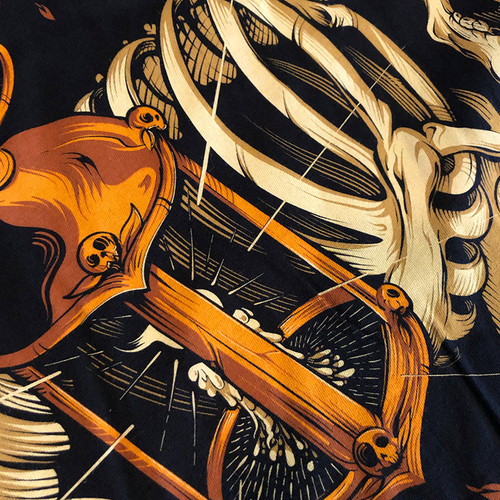 The Keeper T-Shirt by Seventh.Ink