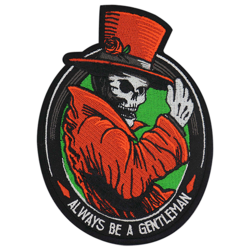 Gentleman Ghost Christmas Edition Patch