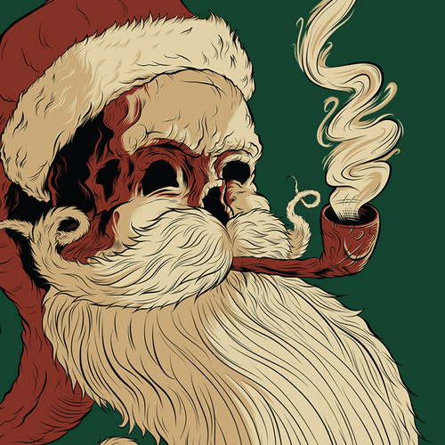 Old St. Nick by Seventh.Ink