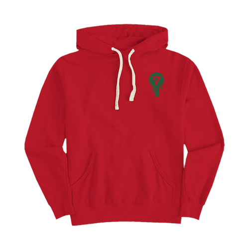 Holly Jolly Pullover Hoody by Seventh.Ink